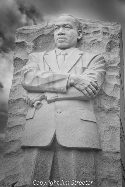 The Martin Luther King Jr. Memorial in Washington DC honors King's legacy and his struggle for civil rights for African American's. The memorial was official dedicated on August 28, 2011, the 48th anniversary of the March on Washington for Jobs and Freedom.